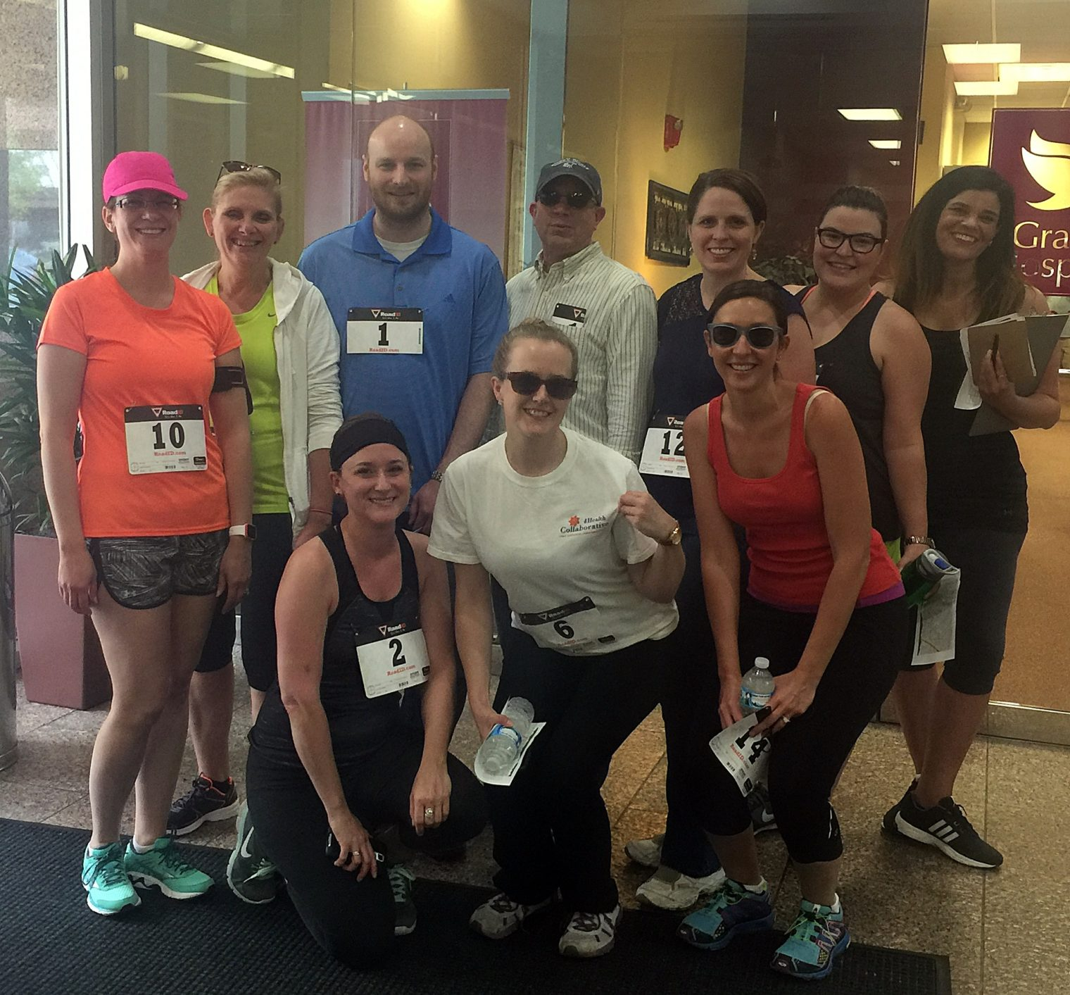 "Gen-H Spotlight: First Annual Health Collaborative 5K ""Health Prance"""